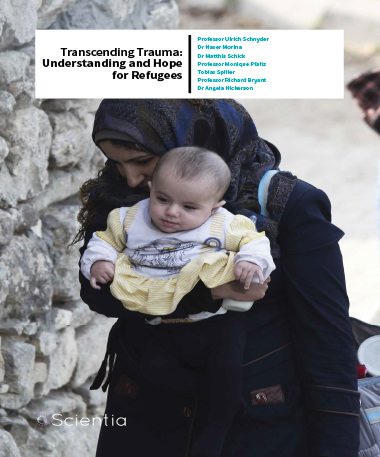 Professor Ulrich Schnyder – Transcending Trauma: Understanding And Hope For Refugees