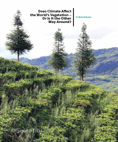 Dr Michael Notaro – Does Climate Affect The World's Vegetation – Or Is It The Other Way Around?