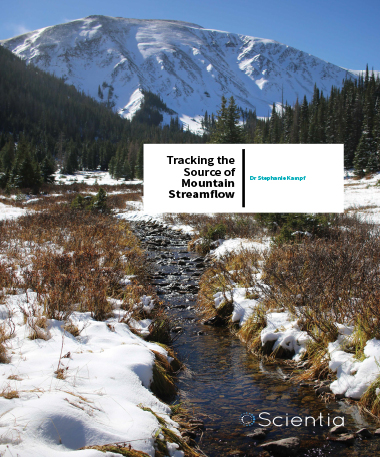 Dr Stephanie Kampf – Tracking The Source Of Mountain Streamflow