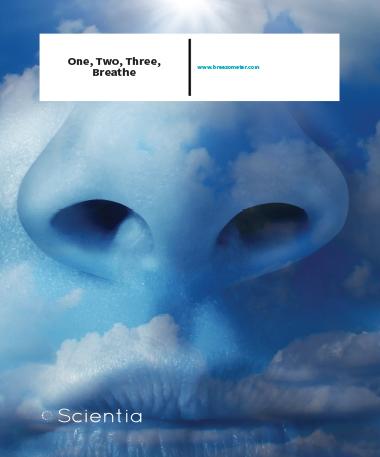 Breezometer – One, Two, Three, Breathe