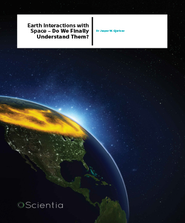 Dr Jesper W. Gjerloev – Earth Interactions With Space – Do We Finally Understand Them?