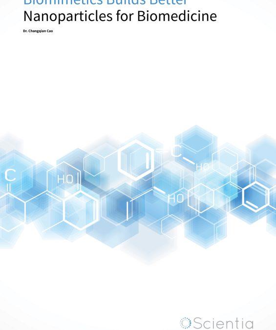 Dr Changqian Cao – Biomimetics Builds Better Nanoparticles for Biomedicine