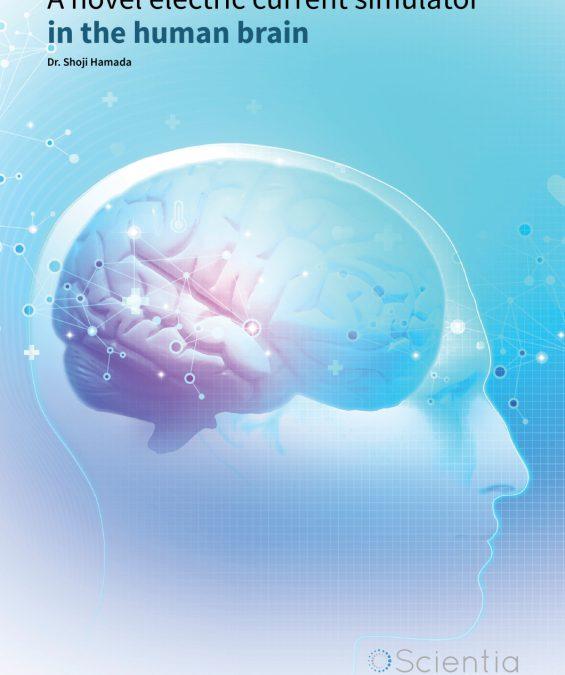 Dr Shoji Hamada – A novel electric current simulator in the human brain