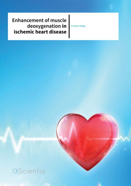 Dr Shun Takagi – Enhancement of muscle deoxygenation in ischemic heart disease