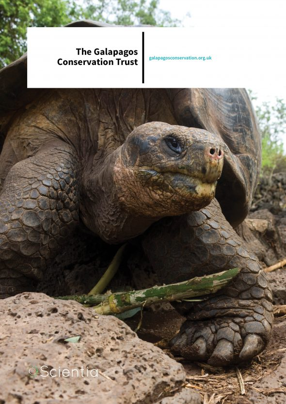 The Galapagos Conservation Trust