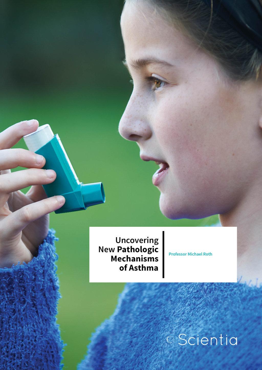 Professor Michael Roth – Uncovering New Pathologic Mechanisms of Asthma