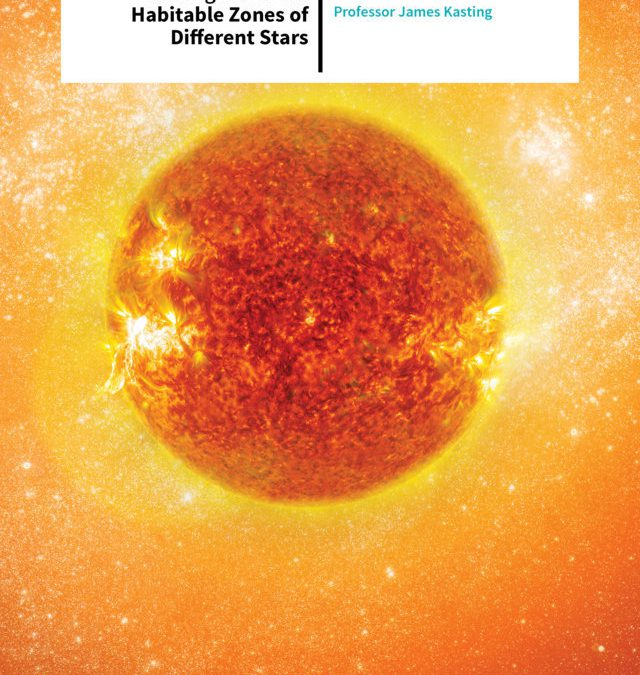 Professor Jim Kasting – Pinning Down The Habitable Zones Of Different Stars