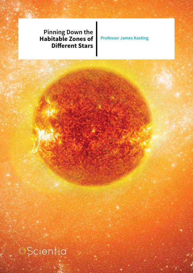 Professor Jim Kasting – Pinning Down The Habitable Zones Of Different Stars