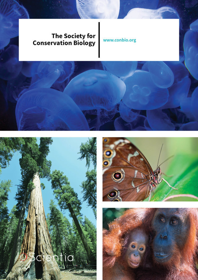 The Society for Conservation Biology