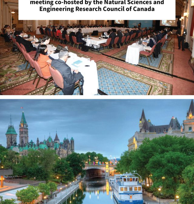 Outcomes Of The 2017 Global Research Council Meeting Co-hosted By The Natural Sciences And Engineering Research Council Of Canada