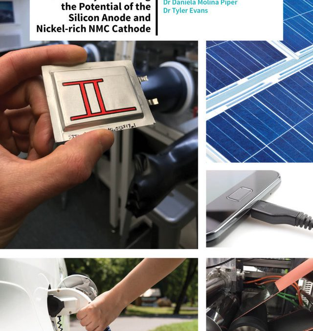The Highest Energy Li-ion Battery: Unlocking the Potential of the Silicon Anode and Nickel-rich NMC Cathode