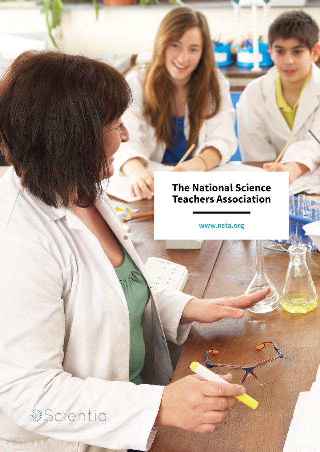 The National Science Teachers Association