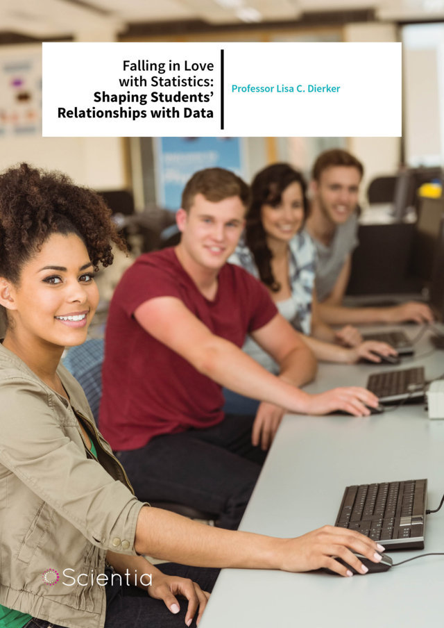 Professor Lisa Dierker – Falling in Love with Statistics: Shaping Students' Relationships with Data