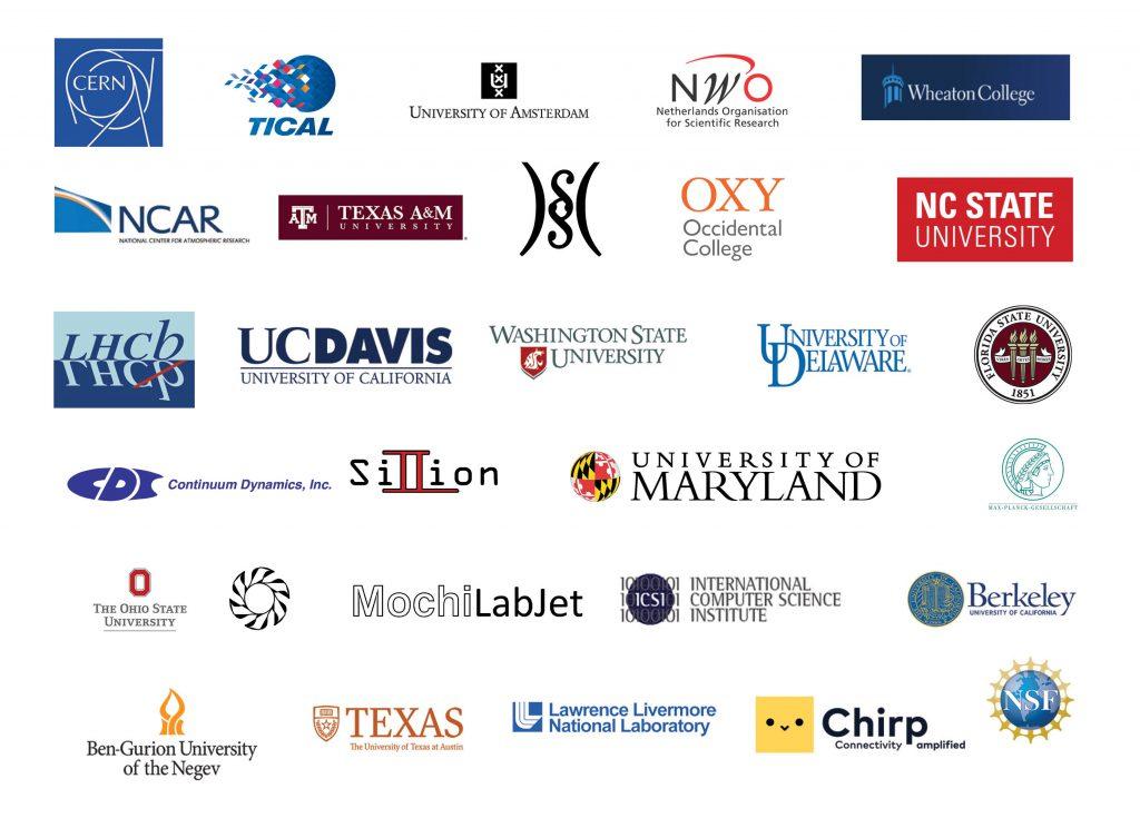 Scientia issue 115 client logos