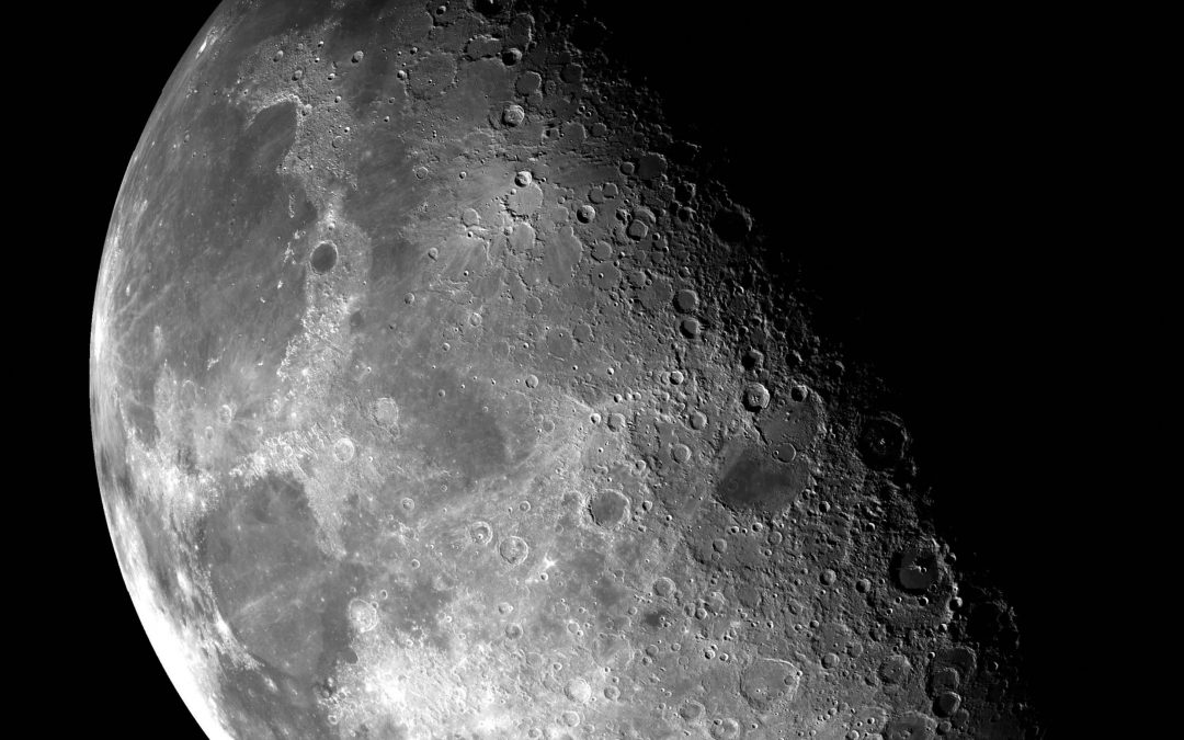 Dr Craig Hardgrove – Finding Water in the Moon's Shadows