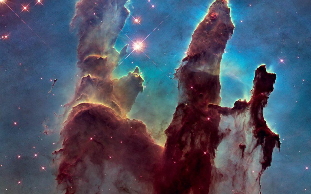 Pound   Kane   Martinez   Remington – Creating the Eagle Nebula Pillars in the Lab