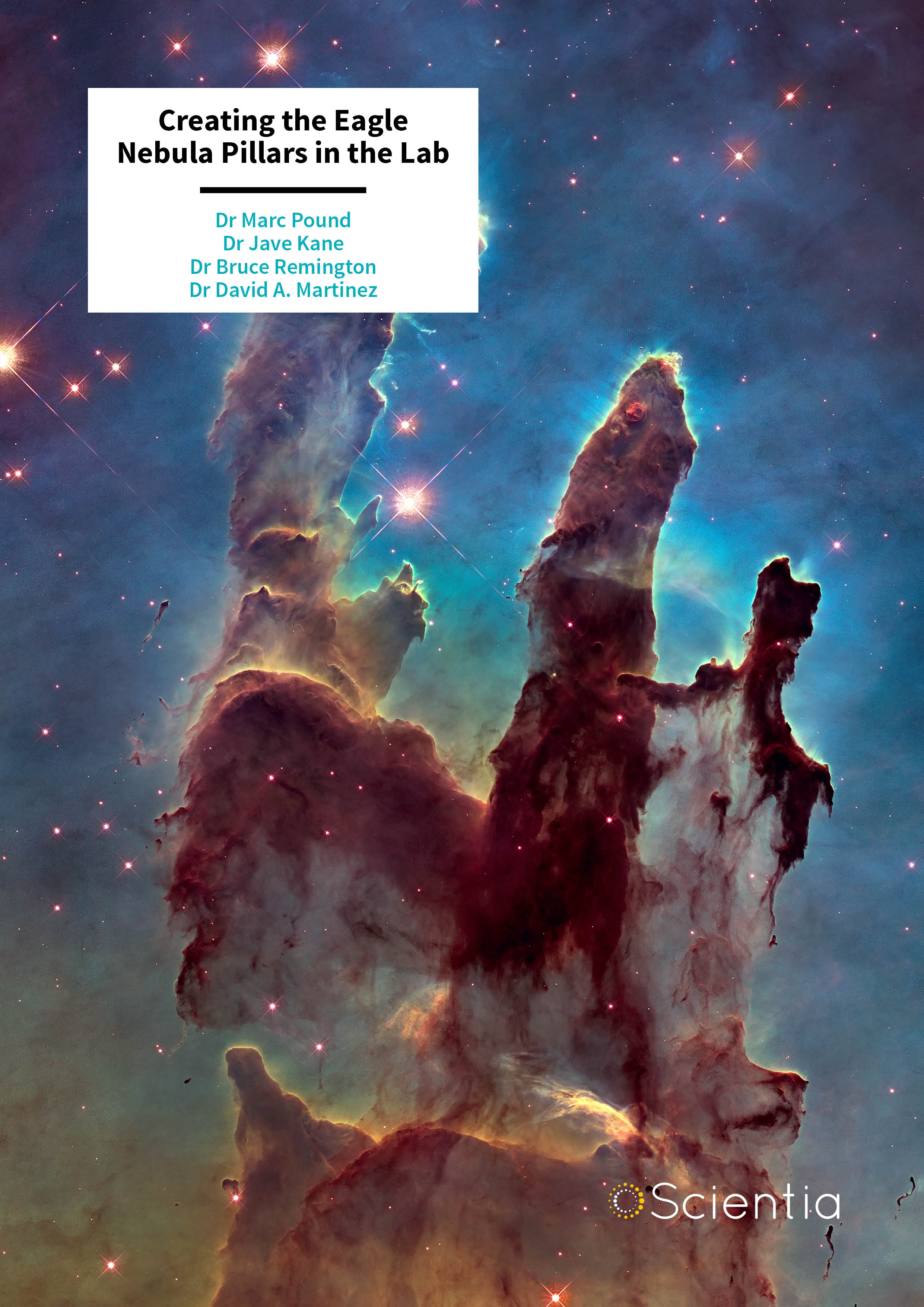 Pound | Kane | Martinez | Remington – Creating the Eagle Nebula Pillars in the Lab