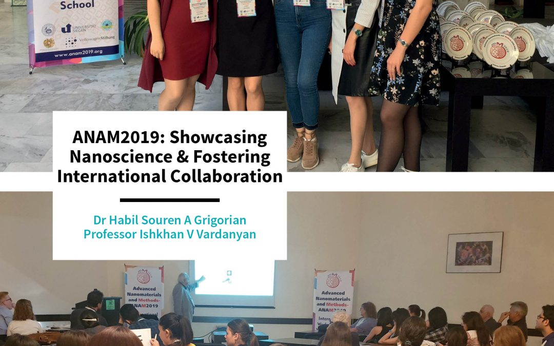 ANAM2019: Showcasing Nanoscience & Fostering International Collaboration