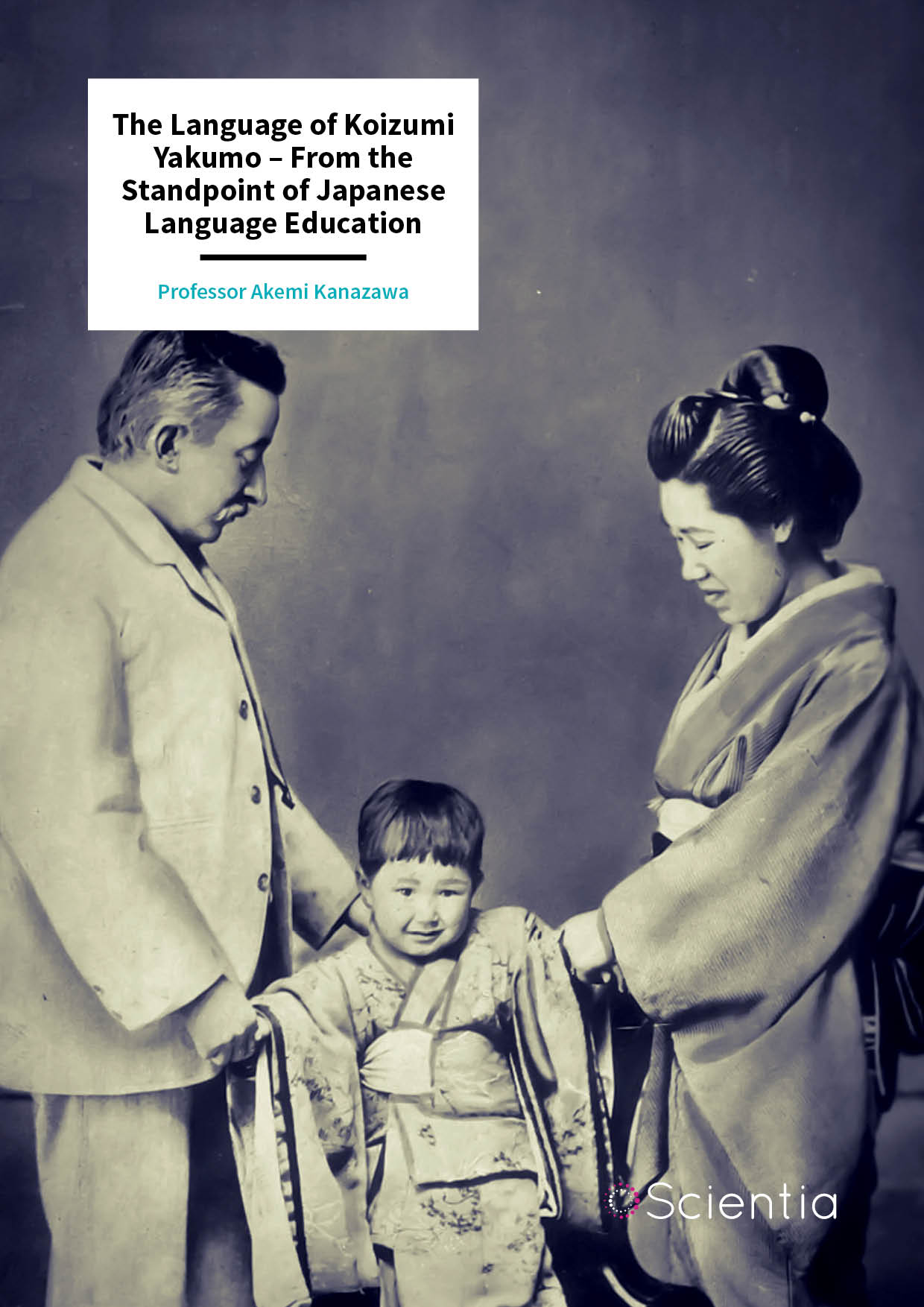 Professor Akemi Kanazawa – The Language of Koizumi Yakumo – From the Standpoint of Japanese Language Education