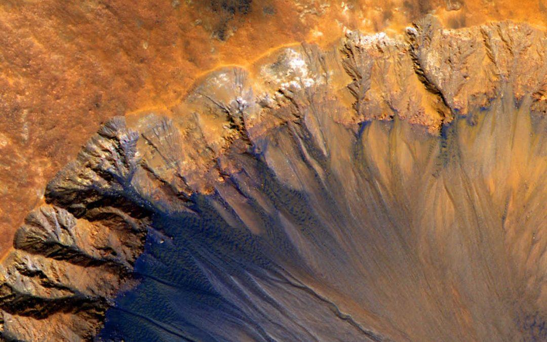 Dr Anthony Toigo – Revealing the Trigger for Martian Avalanches