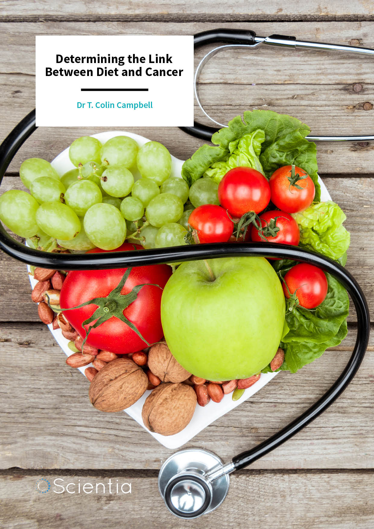 Dr T. Colin Campbell – Determining the Link Between Diet and Cancer