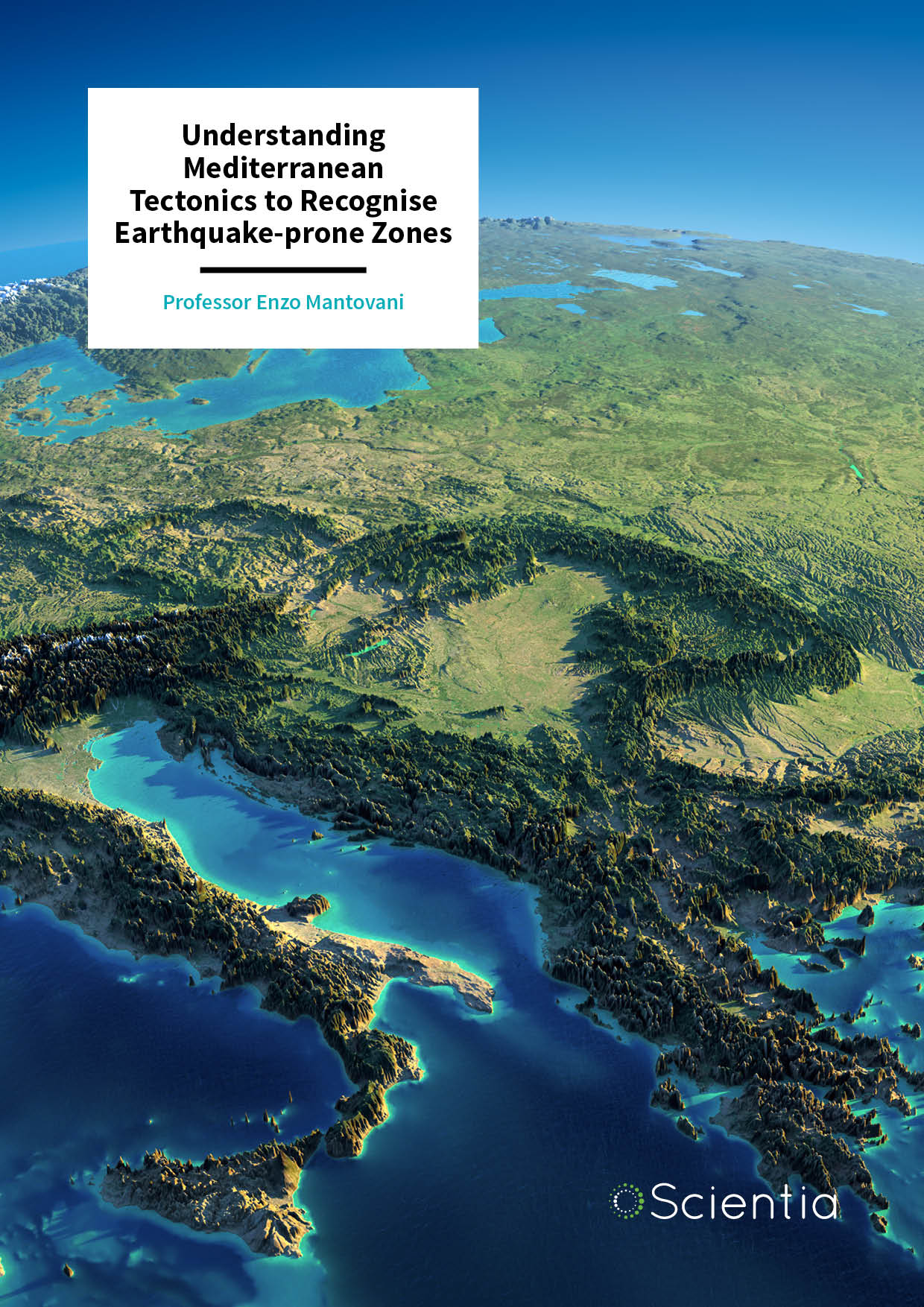 Professor Enzo Mantovani – Understanding Mediterranean Tectonics to Recognise Earthquake-prone Zones