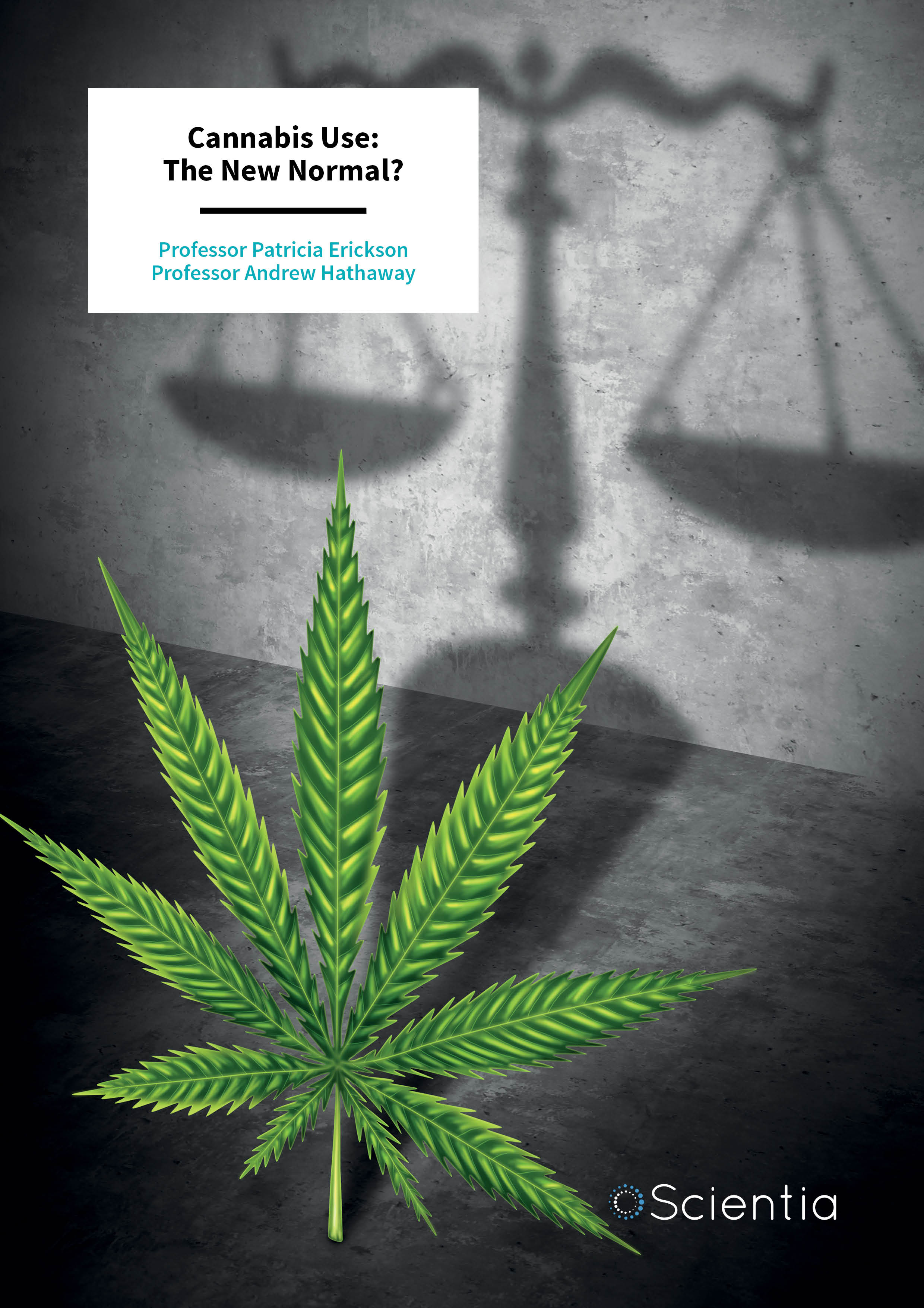 Professor Patricia Erickson | Professor Andrew Hathaway – Cannabis Use: The New Normal?