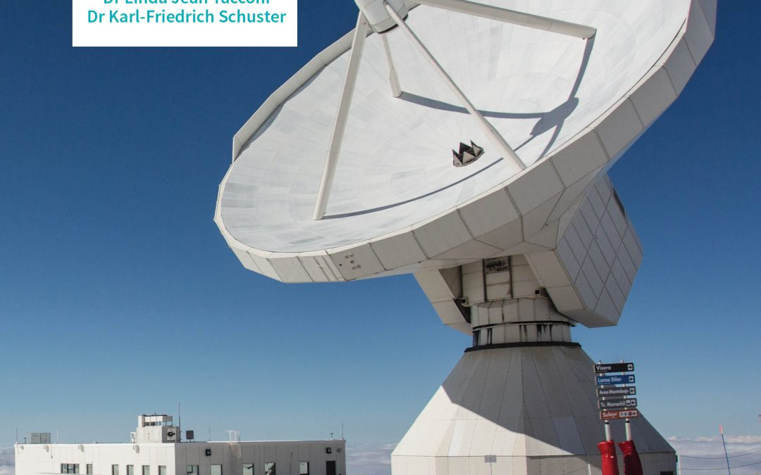 Dr Reinhard Genzel | Dr Linda Tacconi | Max Planck – Investigating the Evolution of Star Formation with Millimetre Wave Astronomy