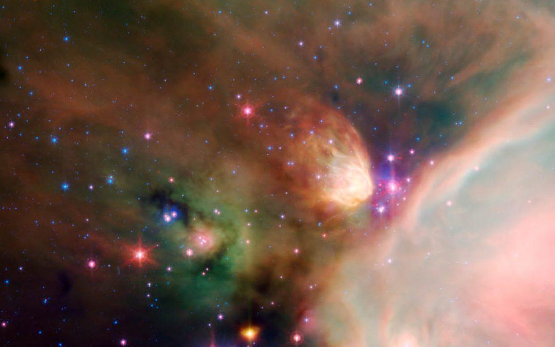 Dr Giovanni Fazio – The Spitzer Space Telescope: Exploring the Infrared Universe