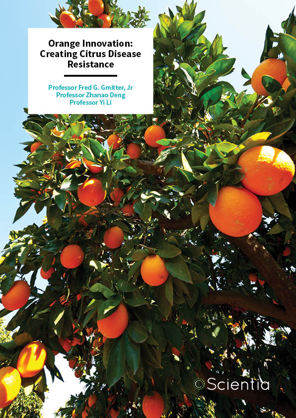 Orange Innovation: Creating Citrus Disease Resistance