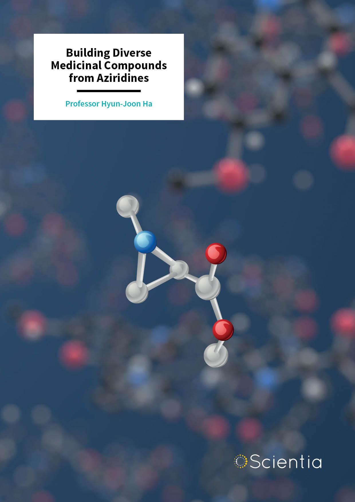 Professor Hyun-Joon Ha – Building Diverse Medicinal Compounds from Aziridines