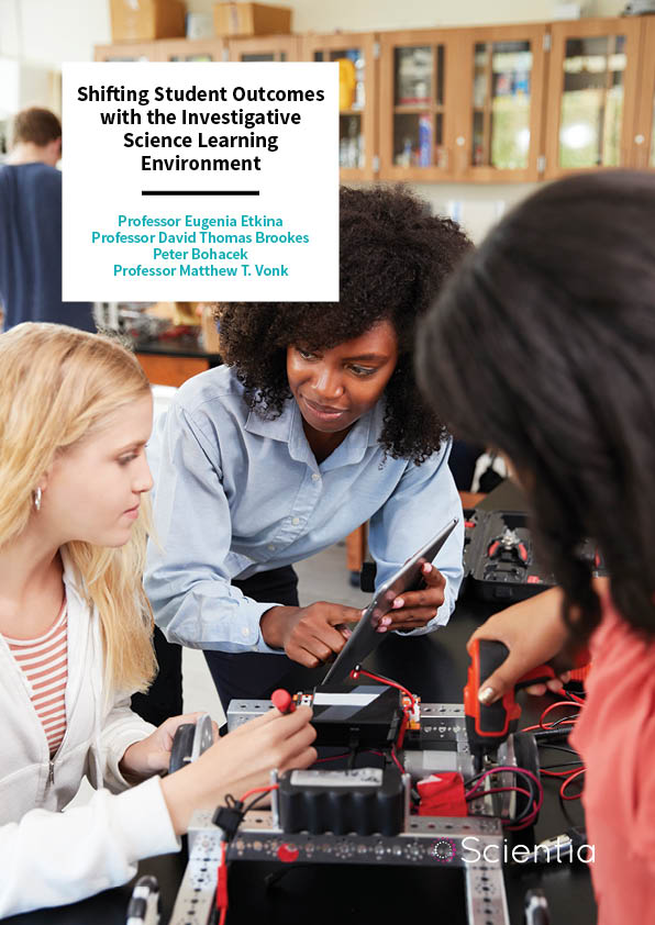ISLE – Shifting Student Outcomes with the Investigative Science Learning Environment