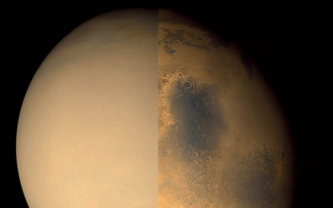 James H. Shirley – Uncovering the Trigger for Mars' Global Dust Storms
