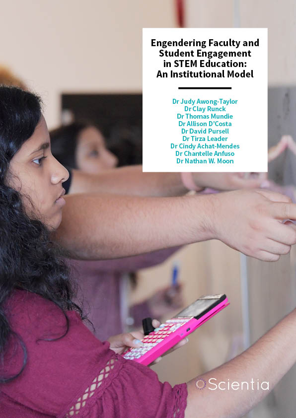 Engendering Faculty and Student Engagement in STEM Education: An Institutional Model