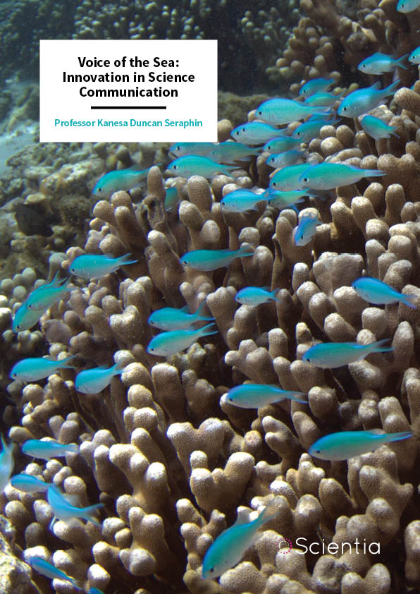 Dr Kanesa Duncan Seraphin – Voice of the Sea: Innovation in Science Communication