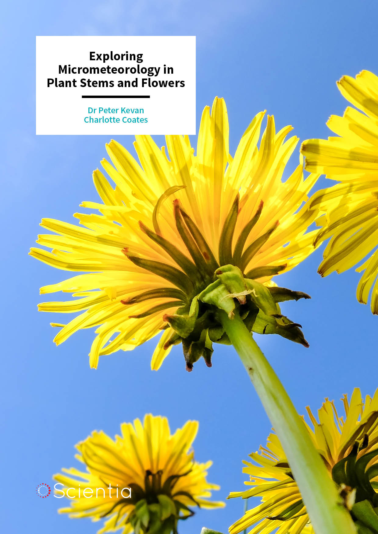 Dr Peter Kevan | Charlotte Coates – Exploring Micrometeorology in Plant Stems and Flowers