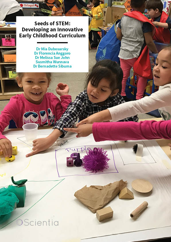 Dr Mia Dubosarsky – Seeds of STEM: Developing an Innovative Early Childhood Curriculum
