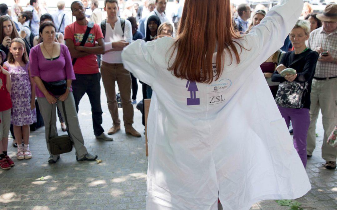 Closing the Gender Gap in Science