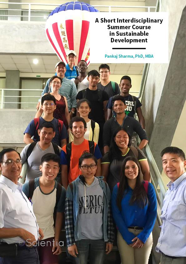 Professor Pankaj Sharma – A Short Interdisciplinary Summer Course in Sustainable Development