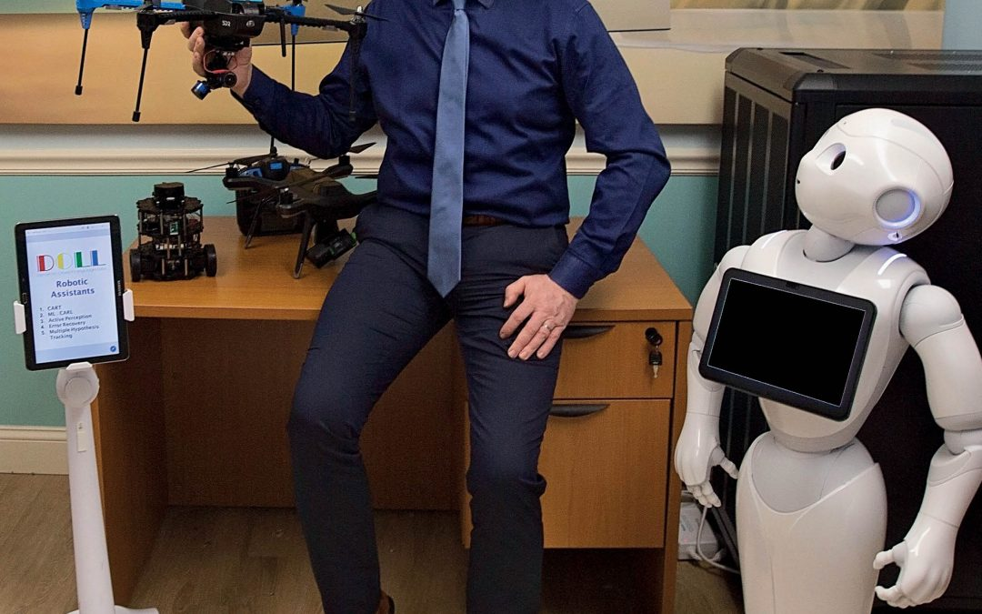 Dr Paul Robertson – CART: Pointing the Way to Reliable Robotic Assistants