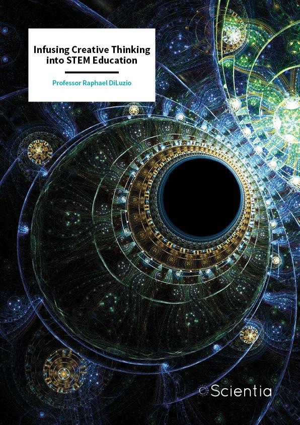 Professor Raphael DiLuzio – Infusing Creative Thinking into STEM Education