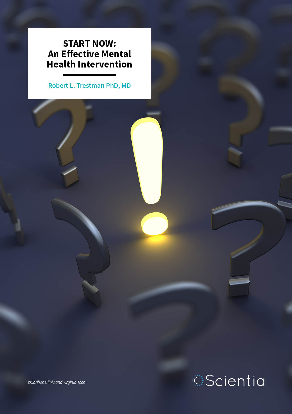 Dr. Robert Trestman – START NOW: An Effective Mental Health Intervention