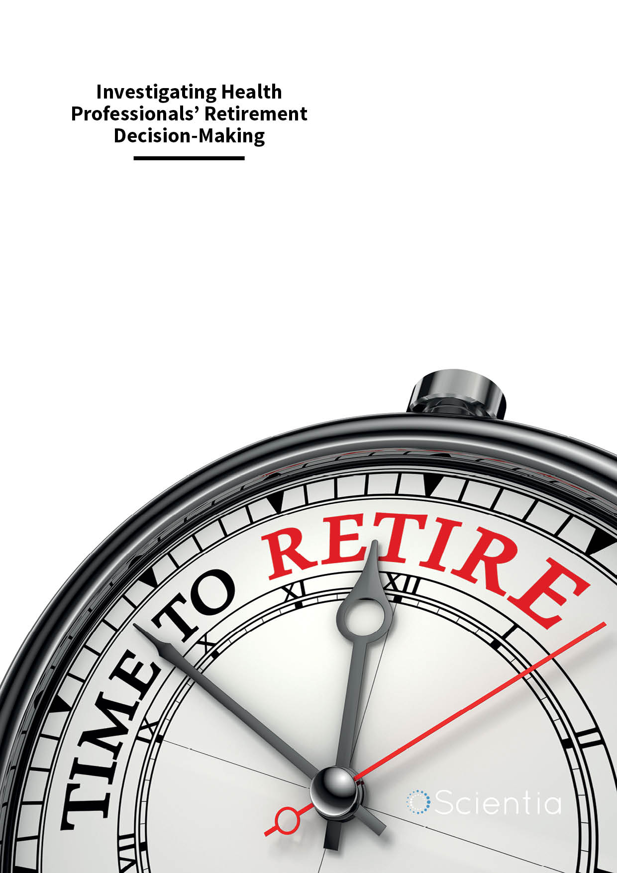 Dr Sarah Hewko – Investigating Health Professionals' Retirement Decision-Making
