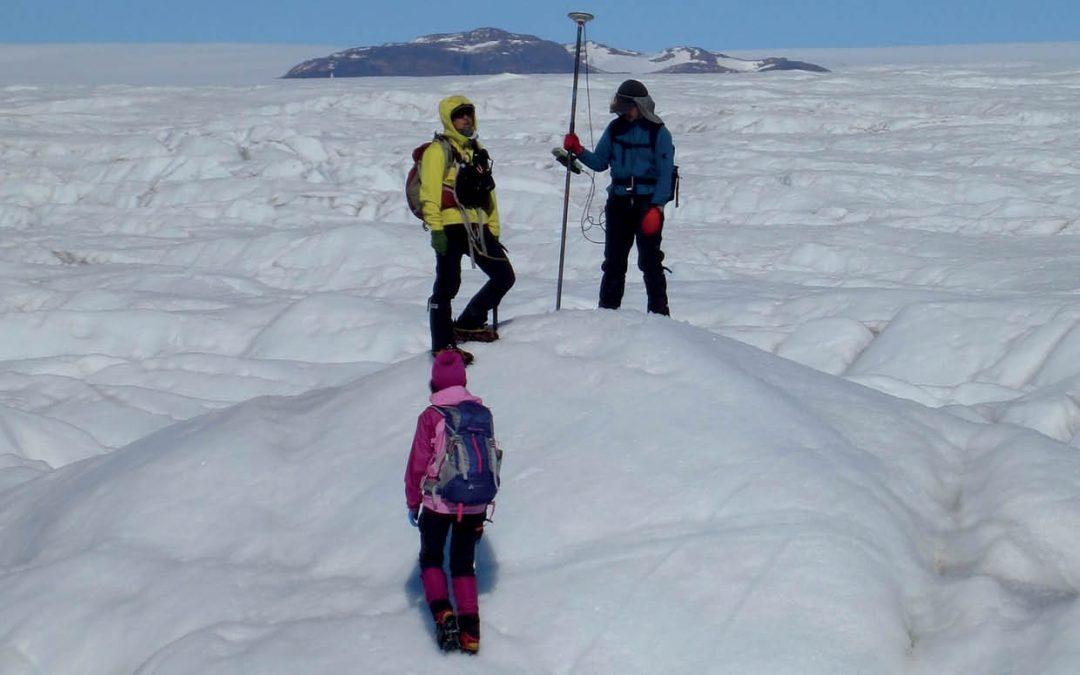 Dr Shin Sugiyama – Glacial Retreat and Marine Life in Greenland