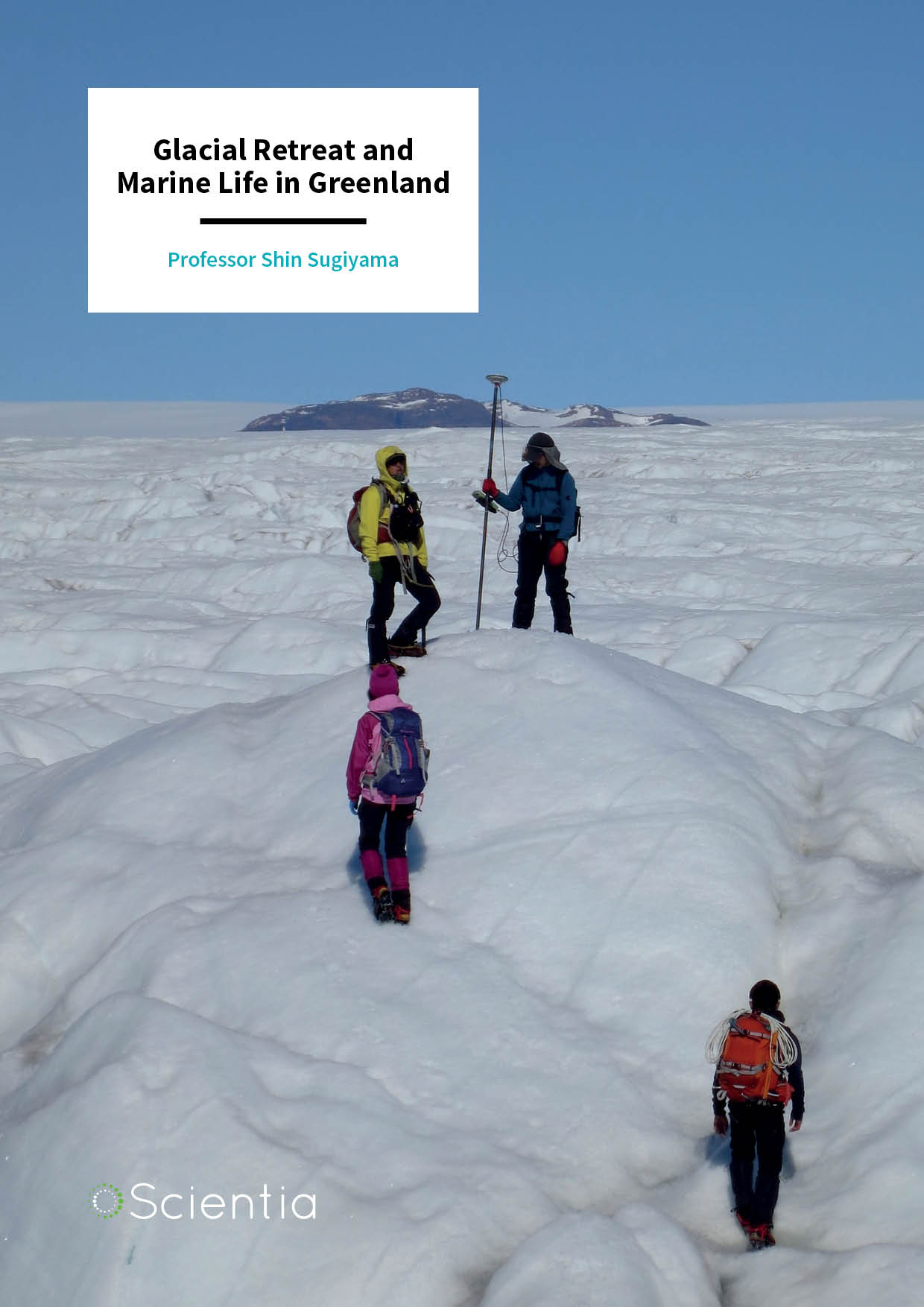 Dr Shin Sugiyama – Glacial Retreat and Marine Life in Greenland