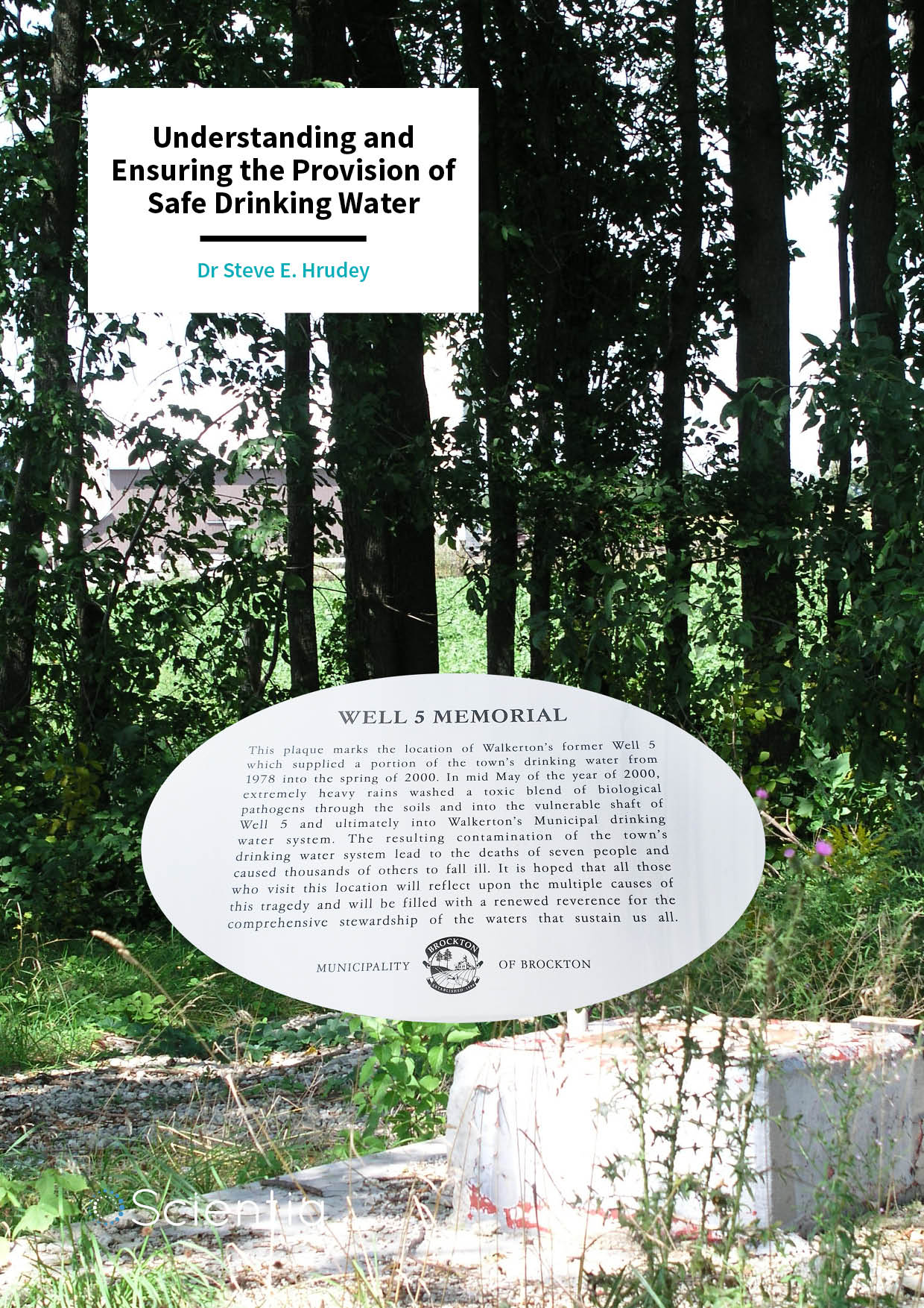 Dr Steve E. Hrudey – Understanding and Improving the Provision of Safe Drinking Water
