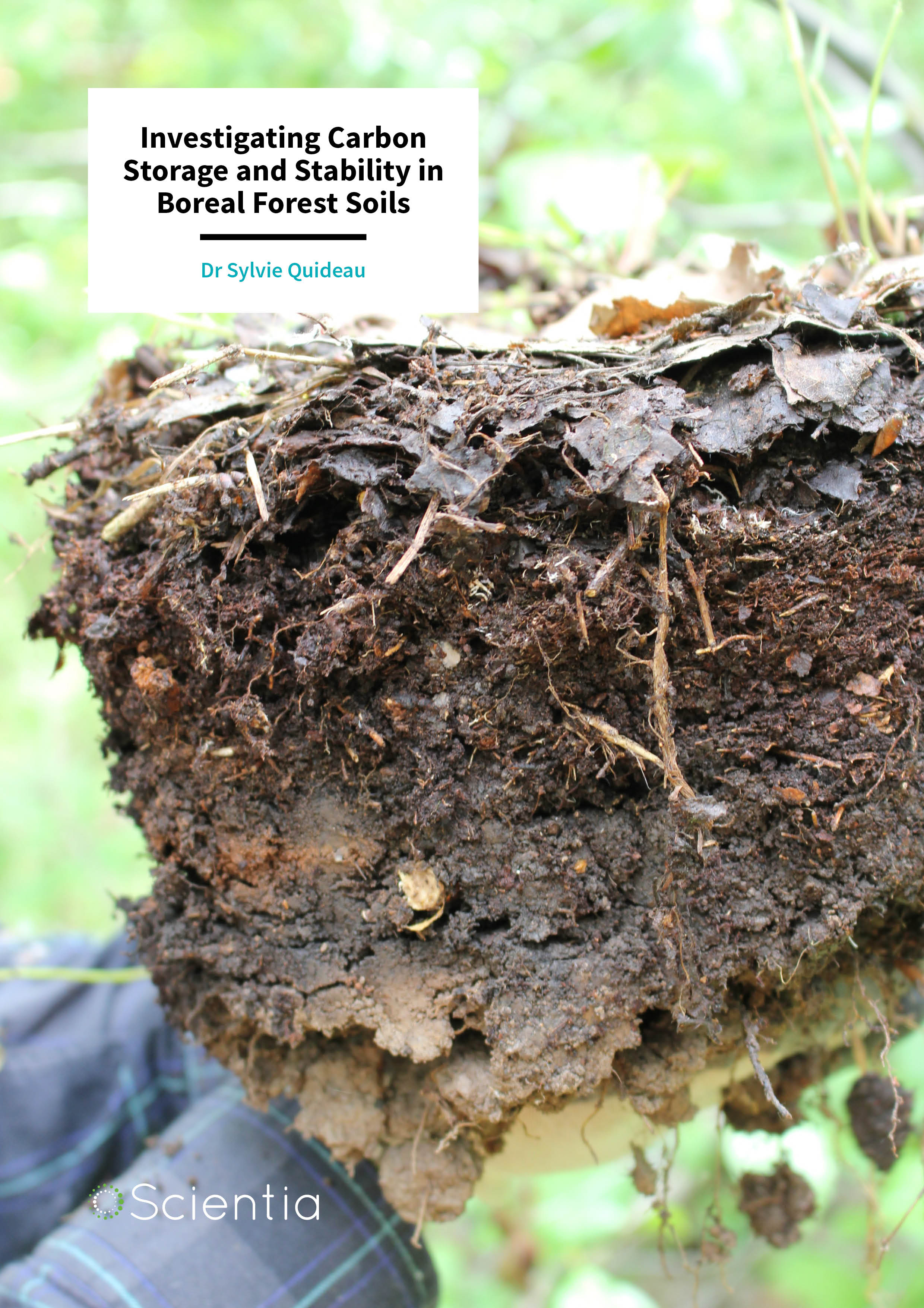 Dr Sylvie Quideau – Investigating Carbon Storage and Stability in Boreal Forest Soils