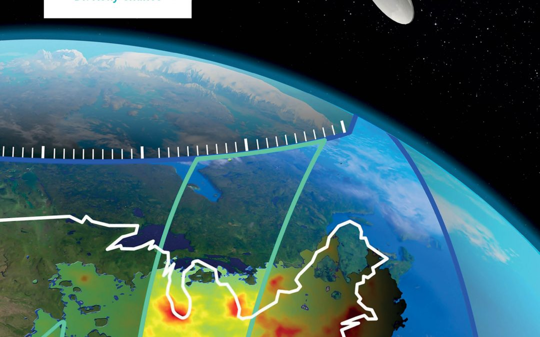 TEMPO: Monitoring North America's Pollution from Space