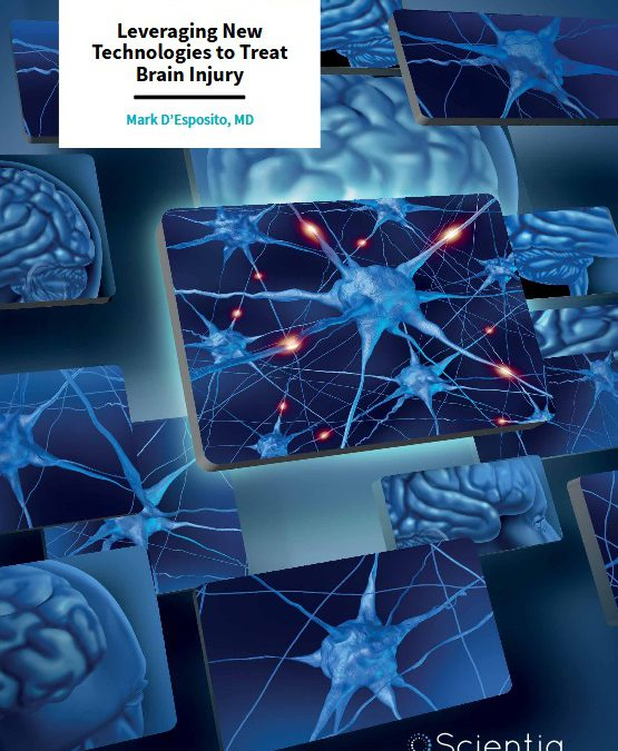Professor Mark D'Esposito – Leveraging New Technologies to Treat Brain Injury